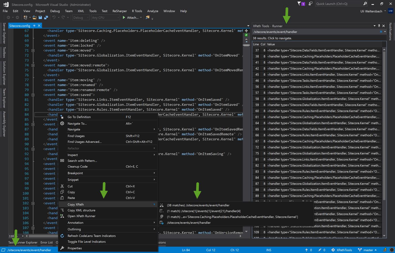 XPath Tools screenshot.